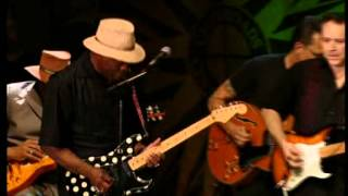 eric clapton, buddy guy, robert cray, hubert sumlin, jimmie vaughan, sweet home chicago