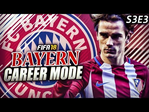*UNBELIEVABLE* SIGNING! I CAN'T BELIEVE I DID THIS!! - FIFA 18 Bayern Career Mode S3E3
