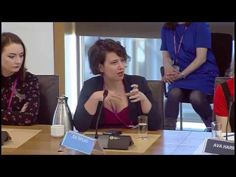 Young Women Lead - 20 April 2018