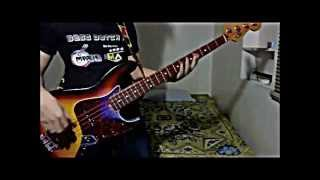 I FEEL SANCTIFIED - The Commodores (Bass Cover)