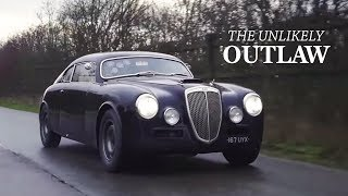 The Unlikely Outlaw: Lancia Aurelia B20GT by Thornley Kelham
