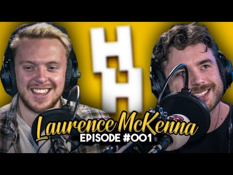 LAURENCE MCKENNA - Happy Hour Podcast (FULL)