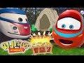 Գնացքի Արկածները: Հայերեն Մուլտֆիլմ / Ստորգետնյա քաղաք / Gnacqi Arkacnery / Armenian cartoon
