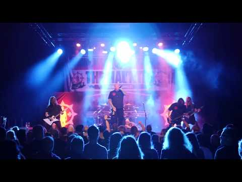 THE HAUNTED LIVE at Lokomotivet Eskilstuna 2017 - Preachers of Death