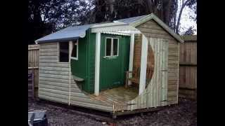 Garden Timber Buildings,sheds,garages,summerhouses,workshops,sussex,kent,surrey, Essex