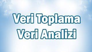 VERİ TOPLAMA-VERİ ANALİZİ | 6.Sınıf Matematik (CYT)