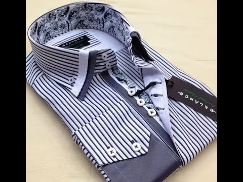 Рубашка мужская Balance модель 1823-4