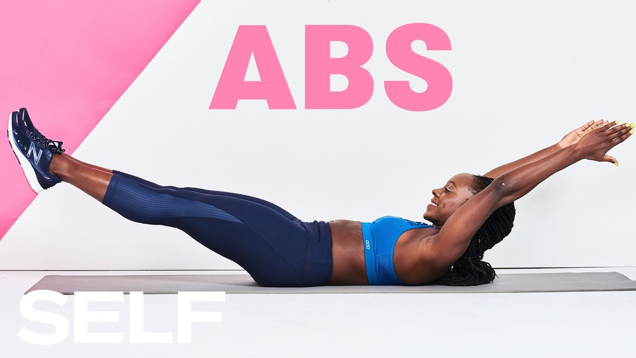 30 Minute Bodyweight Abs Workout
