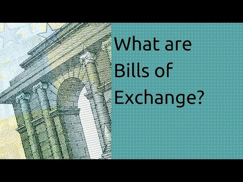 Learn What is Bills of Exchange   Accounting   CA CPT   CS & CMA   Class11   Class12