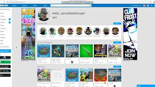 HOW TO SEE YOUR RAP ON ROBLOX(2019)