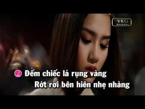 CON TIM MONG MANH - MIU LE [KARAOKE DEMO]