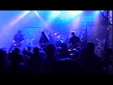 SRAINED - FEAR OF THE DARK (Iron Maiden - Cover)