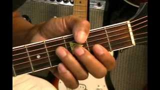 How To Play Maroon 5 Style Guitar Chord Shape Tutorial EEMusicLIVE