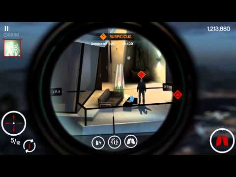 Hitman: Sniper - chapter 4 mission 18/ Get 2 Target body disposals