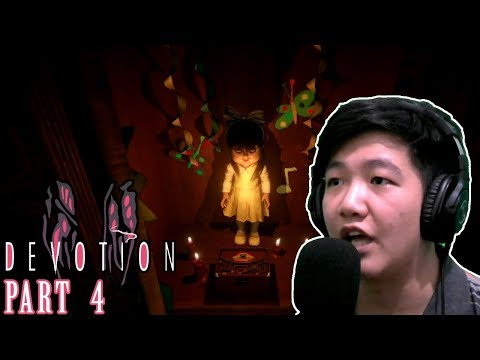 BONEKA ANGKER PENUH MANJA - Devotion: Taiwanese Horror Game Indonesia - Part 4