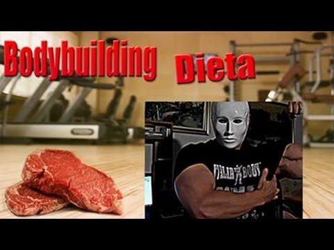 dieta e bodybuilding master wallace spiega