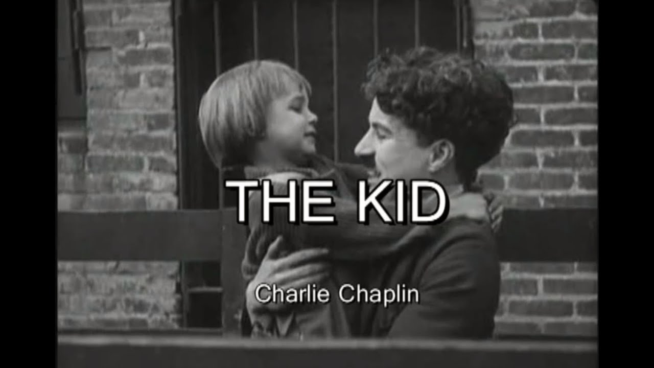 The Kid - Charlie Chap...