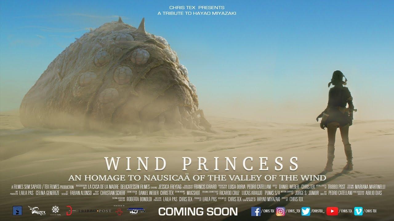 Amor En Fin Movie Online wind princess - official trailer (nausicaÄ tribute)