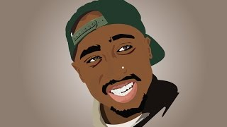 How to Draw Tupac (Chibi)