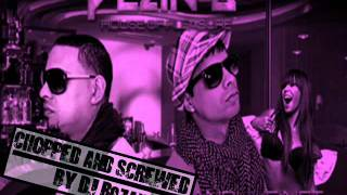 Dj Rozay - Plan B - Si no le contesto Chopped And Screwed