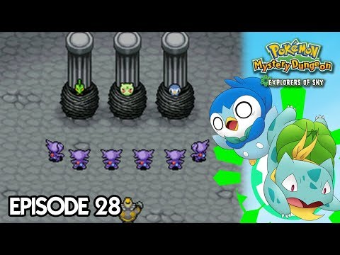 Pokémon Mystery Dungeon: Explorers of Sky | Episode 28 - Into the Future