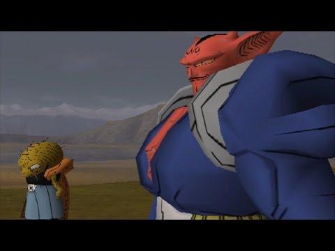 Dragonball Z Budokai 1: Buu Saga Story Mode Playthrough Mod Part 1   Chaospunishment