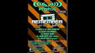 Venecia - 11/01/2014 - Dj Gordy @ Remember Festival