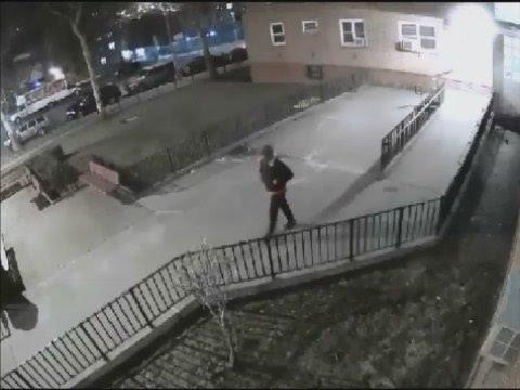 Surveillance Video: Suspect In East Harlem Attempted Rape