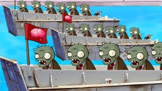 Plants vs. Zombies - D-Day thumbnail