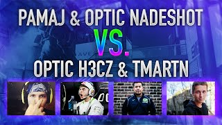 Pamaj & OpTic Nadeshot VS TmarTn & OpTic H3cz