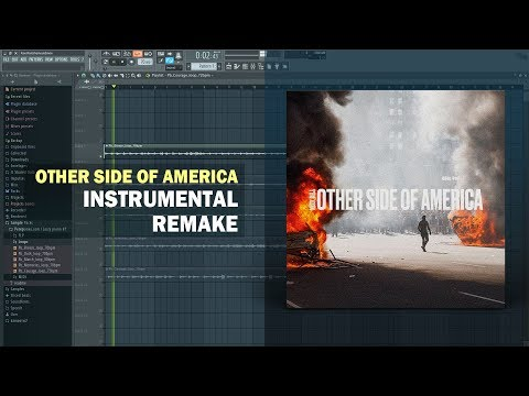 Meek Mill – Otherside of America (Instrumental) + Free FLP Remake