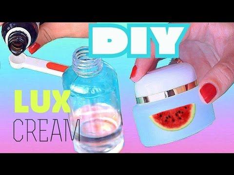 DIY: LUX КРЕМ своими руками+успокаивающий тоник
