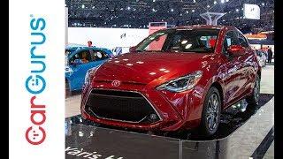 2020 Toyota Yaris | 2019 New York Auto Show