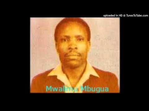 umbani uri thiina by Mwalimu James Mbugua