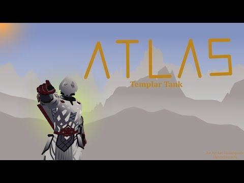The Atlas ESO Templar Tank #2  Full build [Skills, Gear, CP, and Combat]