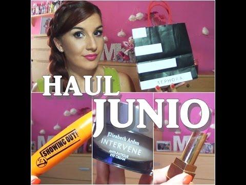 Haul: maquillaje junio 2015. Ysl, Elizabeth Arden, Sephora, W7 | Mkash2.0