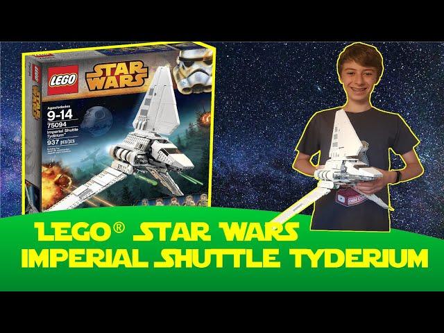 Imperial Shuttle Tydirium Lego Star Wars 75904  (Cookies für die Ewoks)