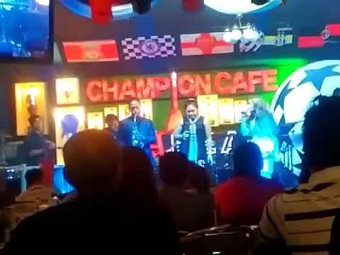 Rany simbolon - Jangan salah menilai , Live Champion Cafe