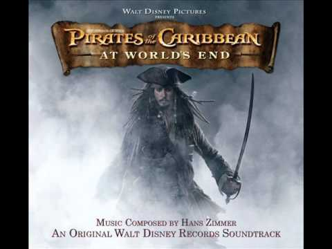 Pirates of the Caribbean: At World's End Soundtrack - 01. Hoist The Colours