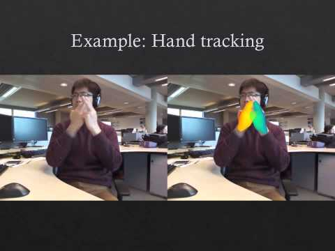 The slides: Real Time 3D Tracking and Reconstruction