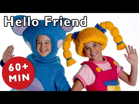 Hello Friend and More | Nursery Rhymes from Mother Goose Clu