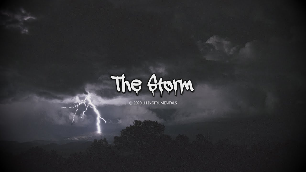 """The Storm"" - 90s OLD SCHOOL BOOM BAP BEAT HIP HOP INSTRUMENTAL"