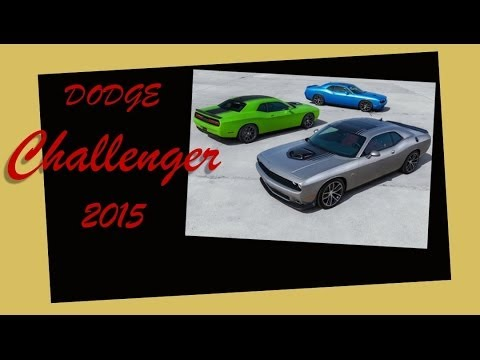 New Dodge Challenger 2015