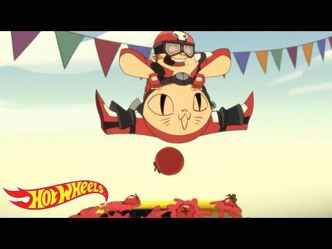 ¡AL RESCATE DE LA ADRENALINA! | Trailer 1 | Team Hot Wheels