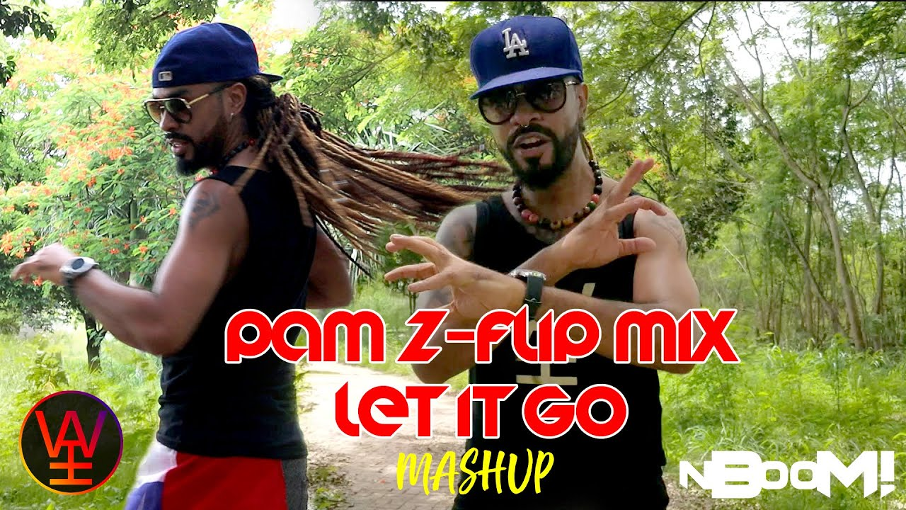 "WATCH: Dance in the woods! PAM / LET IT GO ""MASHUP"""
