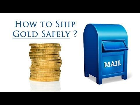 How to Ship Gold Safely? ➤ JMBullion.com