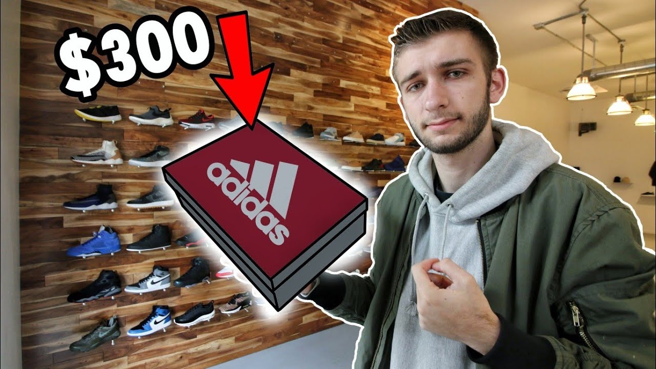 BUYING THE NEW ADIDAS BOOST SNEAKERS! *COLLAB SNEAKERS ...