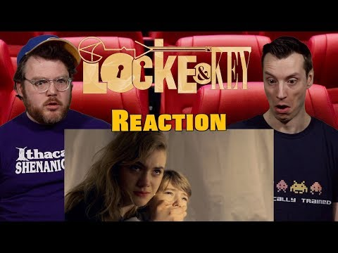 Locke And Key - Trailer Reaction