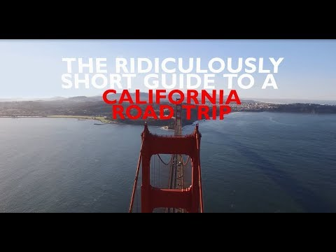 The ridiculously short guide to a California road trip | Flight Centre NZ