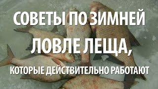 видео Зимняя рыбалка. Как ловить рыбу зимой